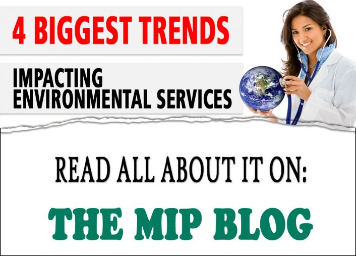 NEW BLOG POST: 4 BIGGEST TRENDS IMPACTING ENVIRONMENTAL SERVICES (US)