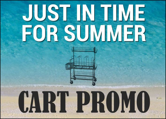 SUMMER PROMO ALERT : CARTS, CARTS AND MORE CARTS! (CANADA ONLY)