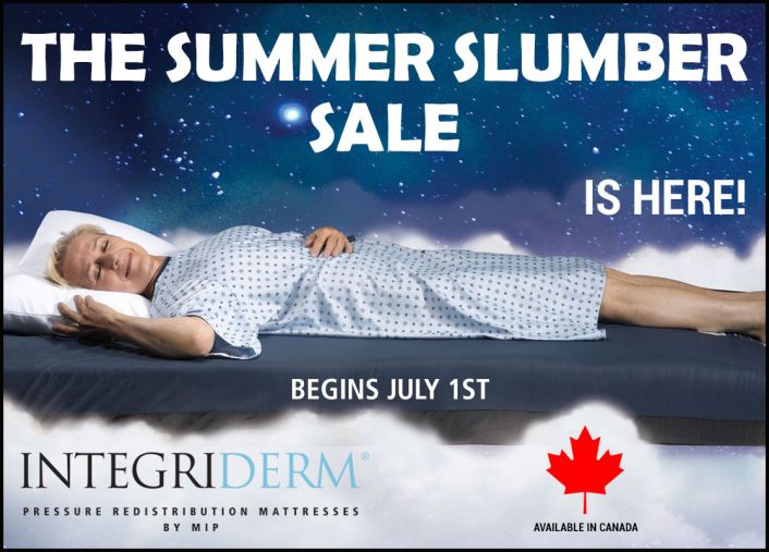 NEW MATTRESS PROMOTION ALERT (Canada Only) - Begins July 1st